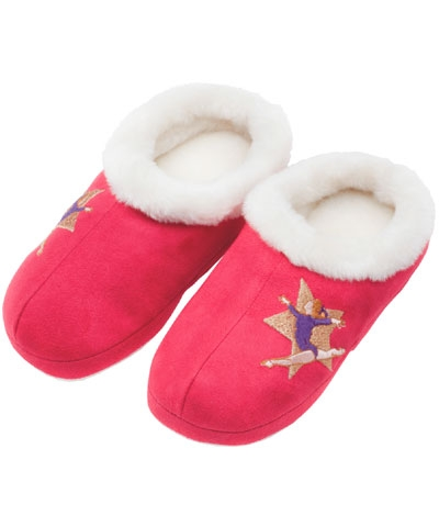 Gymnastics Bedroom Slippers