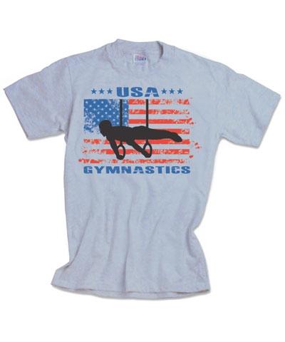 USA Gymnastics Planche Tee