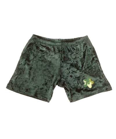 Camou Flower Hunter Green Workout Shorts FREE SHIPPING