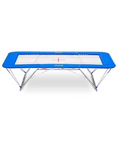 Eurotramp Rio Grand Master Ultimate 7x14 Folding Trampoline