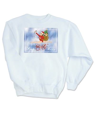 Leap Into The Season Sweatshirt FREE SHIPPING