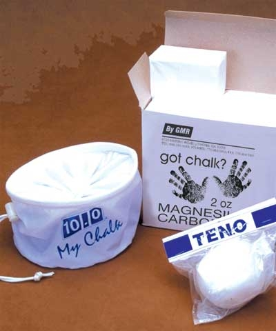 Portable Chalk Bag