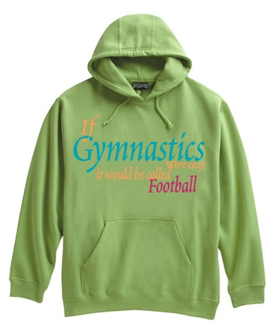 Citrus Gym Football Hoody FREE SHIPPING