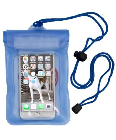 Love Gymnastics Cellphone Waterproof Pouch