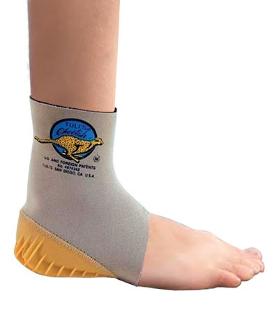 Gold Cheetah Ankle Support FREE SHIPPING