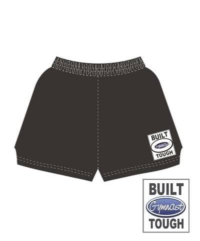 Gymnast Built Tough Shorts FREE SHIPPING