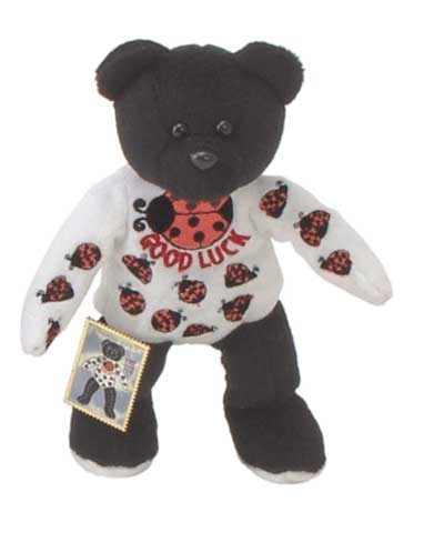 Lady Bug Good Luck Beamie FREE SHIPPING