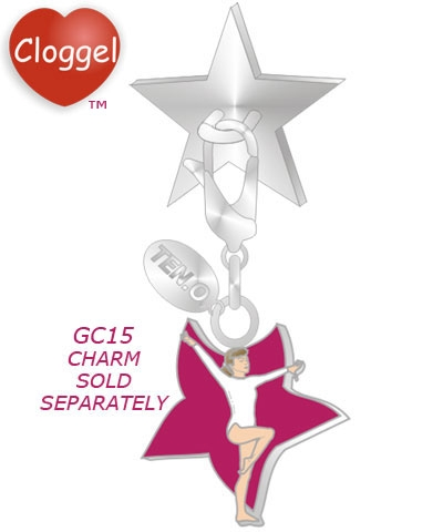 Cloggel™ Star Charm Holder
