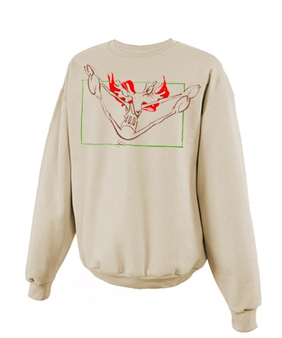 Moosell Christmas Sweatshirt FREE SHIPPING