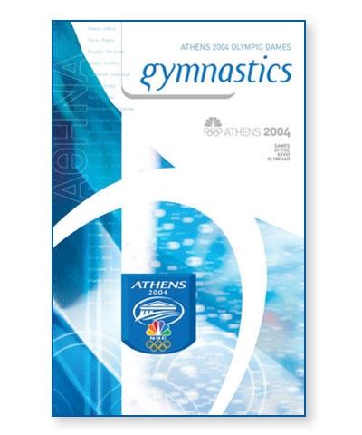 2004 Athens Olympic Gymnastics DVD