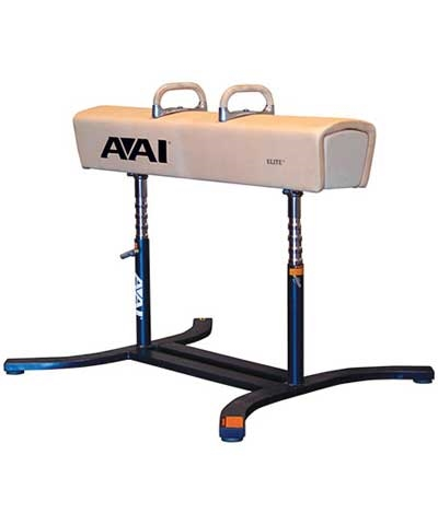 AAI® International Elite™ Pommel Horse