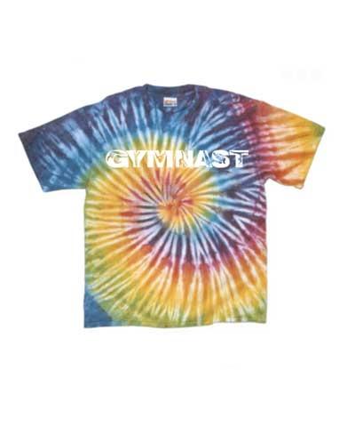 Kaleidoscope Gymnast Tie Dye T-Shirt