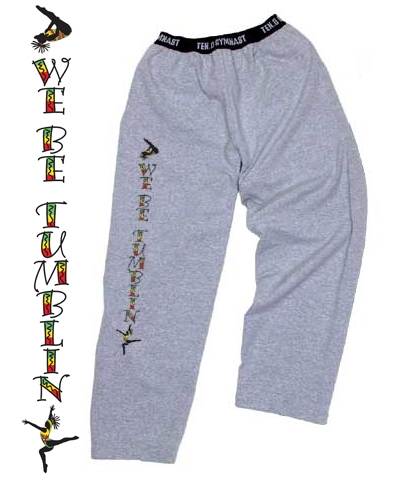 We Be Tumblin' Jammies FREE SHIPPING