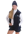 Gymnastics Is Life Navy Fleece Vest