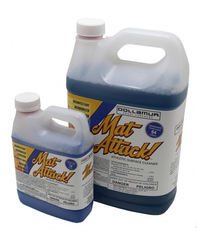 Mat Attack!™ Athletic Surface Cleaner Sanitizer