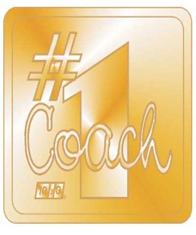 #1 Coach Pin