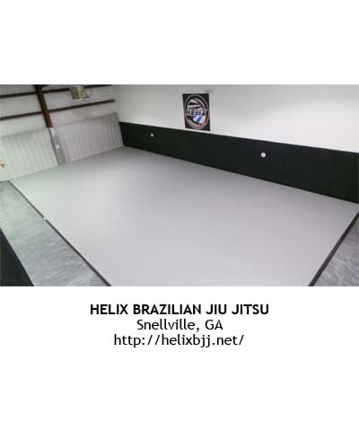 Martial Arts Defense Floor Cover