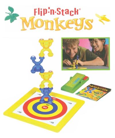 Flip 'n Stack Monkeys