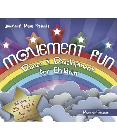 Movement Fun: Dance & Development for Children CD