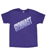 Purple Pizzazz Gym Tee FREE SHIPPING