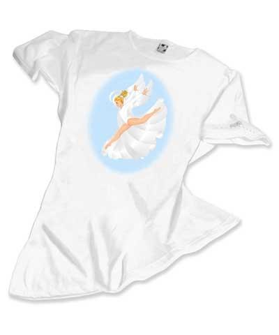 Tumble Angel Night Shirt