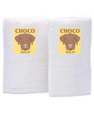 Choco Heavy Duty Wristbands FREE SHIPPING