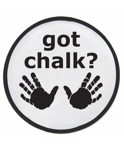 Foldable GymDisk - Got Chalk