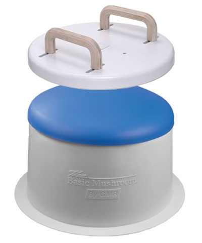 Pommel Top & Mushroom® Set