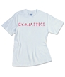 Gymnastics in Pink Tee FREE SHIPPING