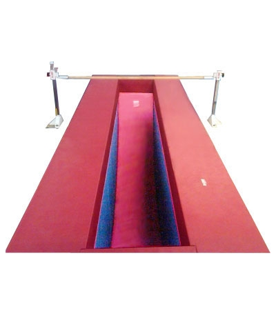 Trench / Channel Bar Curved Mat