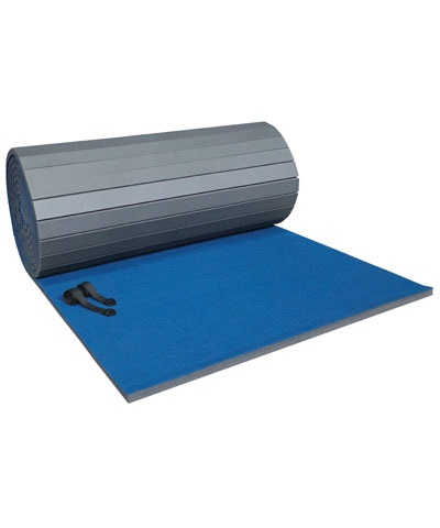 "1-3/8"" Flexi Roll EZ Roll Carpet Bonded Cheer Foam"