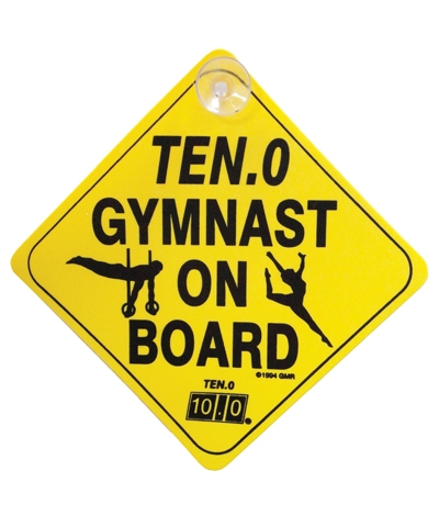 TEN-O Gymnast On Board