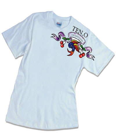 TEN-O Tattoo Tee