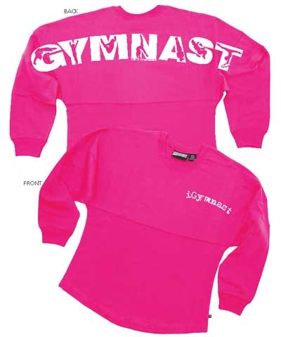 iGymnast Billboard Crew Shirt