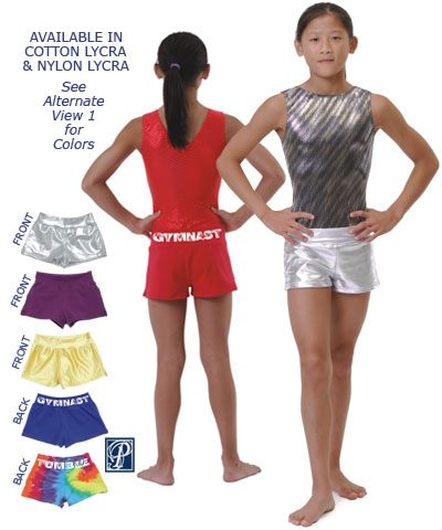 Customized Flat Front Shorts