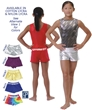 Customized Flat Front Shorts