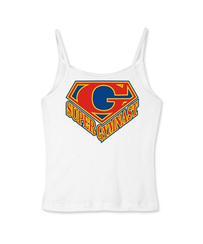 Super Gymnast Spaghetti Strap Top FREE SHIPPING