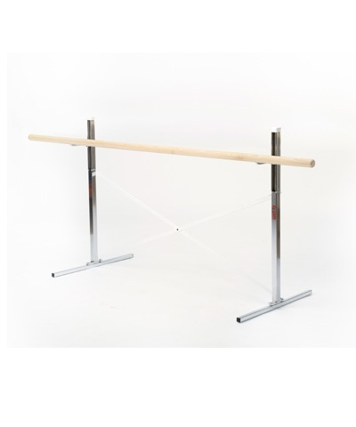 4 Ft Free Standing Ballet Barre with 1 Bar FREE SHIPPING
