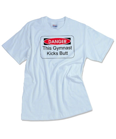 Danger Kick Butt Tee FREE SHIPPING