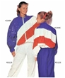 The Red, White, and Blue Warmup Jacket FREE SHIPPING