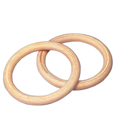 Competition Wood Rings