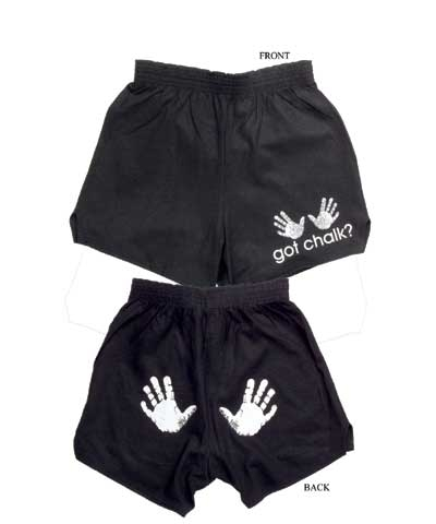 Got Chalk Shorts FREE SHIPPING