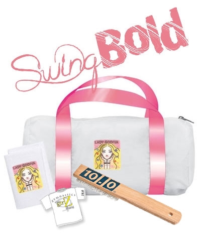 Lady Godiva Grip Bag Kit