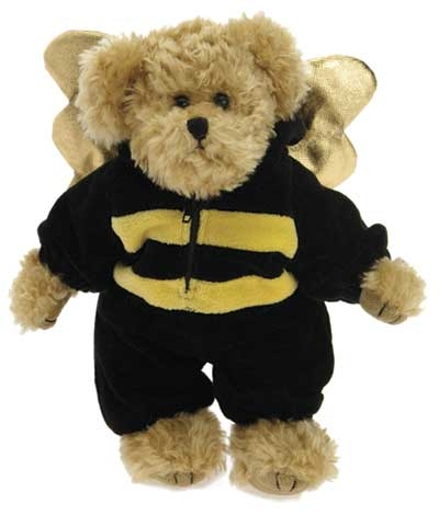 Bumble Bee Beamie Bear