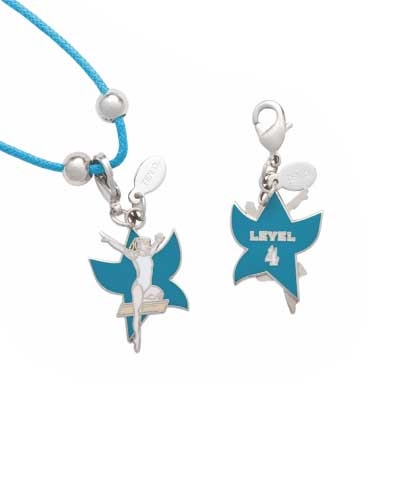 Level 4 Charm & Cord Necklace