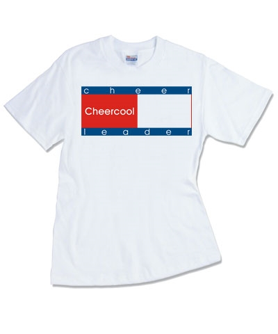 Cheerleader Cheercool Tee