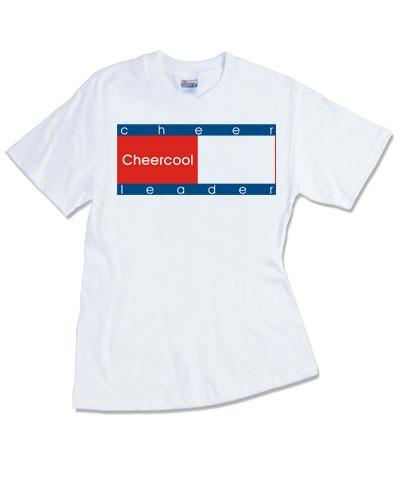 Cheerleader Cheercool Tee FREE SHIPPING