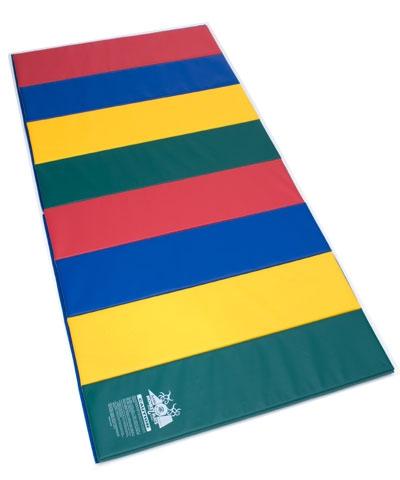 1' Panels Rainbow Mat
