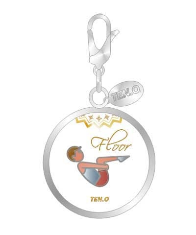 Boys Floor Event Ball Charm