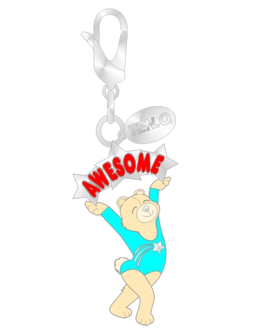 Gym Charm - Awesome FREE SHIPPING